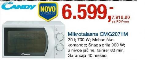 Mikrotalasna Pećnica CMG2071M