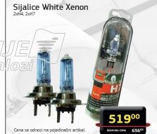 Sijalcie White Xenon