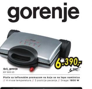 Gril KR 1800 KS