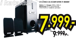 Zvučnici za kompijuter IT-4000BT