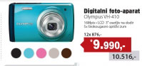 Digitalni fotoaparat VH-410