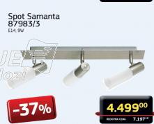Spot lampa Samanta 87983/3