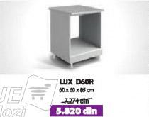 Kuhinjski element LUX D60R