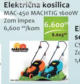 Električna Kosilica