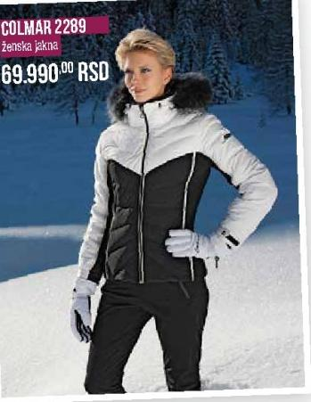 Ženska jakna Colmar 2289