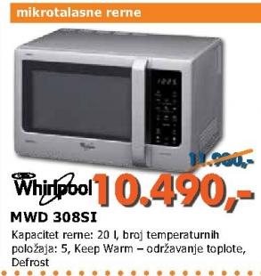 MWD 308SI mikrotalasna pećnica