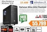 Desktop Računar Altos Elite Phantom