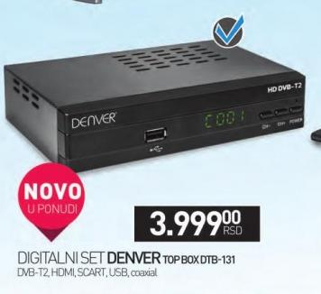 Risiver DTB-131