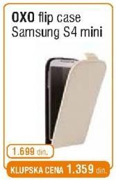 Flip Case Oxo Galaxy S4 mini