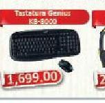 Tastatura KB-8000 komplet