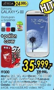 Mobilni telefon i9300Galaxy S III +  Poklon Cover