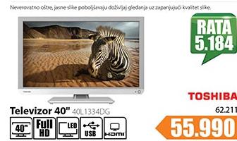 Televizor LED 40L1334DG