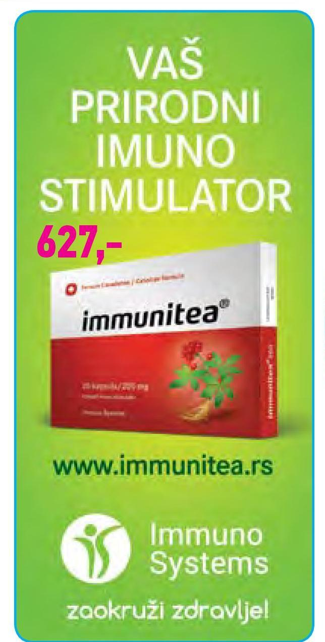 Kapsule za imunitet