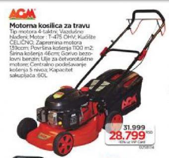 Motorna kosilica za travu