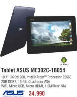 Tablet ME302C-1B055A