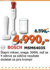 Štapni mikseri MSM64035
