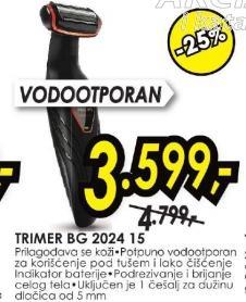 Trimer BG 2024/15