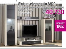Sistem elemenata Fado