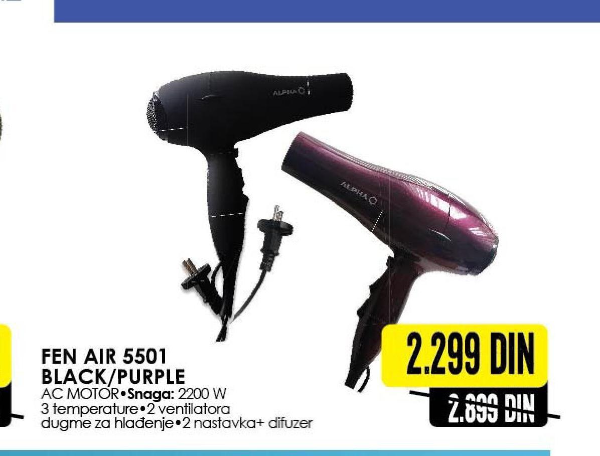 Fen AIR 5501