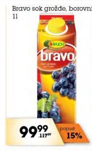 Sok grožđe