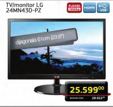 TV monitor 24MN43D-PZ