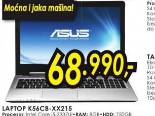 Laptop K56CB-XX215