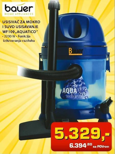 Usisivač Wf109 Aquatico