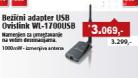 Bežični adapter USB Ovislink WL-1700USB