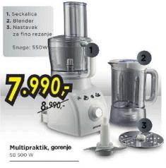 Multipraktik SB500W