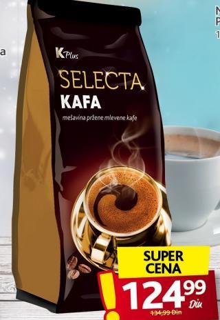 Domaća kafa Selecta
