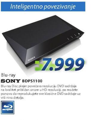 Blu-ray plejer BDPS1100B