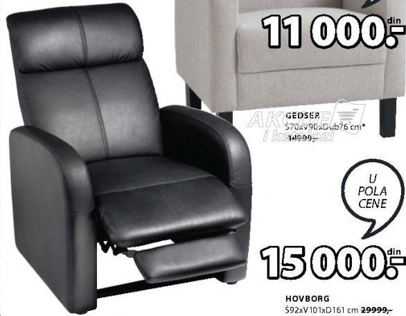 Fotelja Novborg