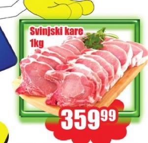Svinjski kare