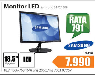 Monitor  S19C150F