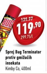 Sredstvo protiv insekata