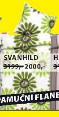 Posteljina Svanhild
