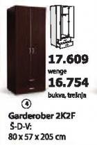 Garderober 2k2f
