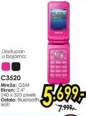 Mobilni telefon C3520