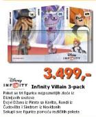 infinity Villain 3-pack