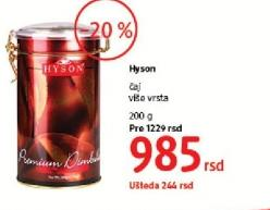 Čaj Hyson