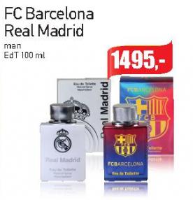 Muški parfem FC Barcelona