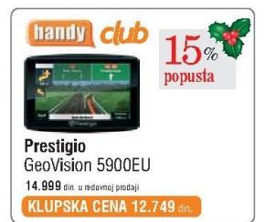 Navigacija Geo Vision 5900EU