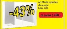 Art Media ogledalo