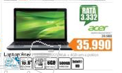 Laptop Aspire E1-531-B9602G50MAKS