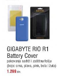 Zaštitna maska za Gigabyte RIO R1