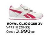 Patike Royal CL Jogger 2V, Reebok, V47518