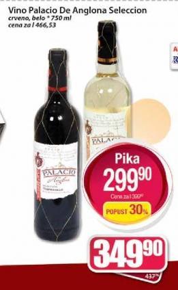 Belo vino Palacio De Anglona