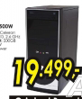 Desktop računar konfiguracija GTT 8221SL 500W