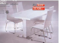 Trpezarijski set Milano+Milano