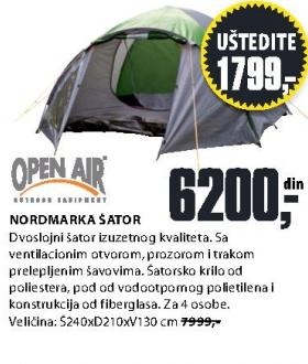 Šator Nordmarka Open Air